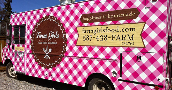 Farm Girls Food Truck Catering