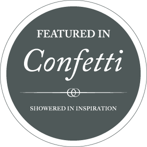 Confetti Wedding Magazine online resource link