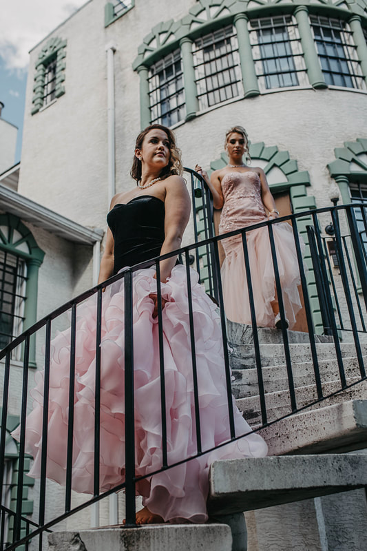 gowns from Durand Bridal